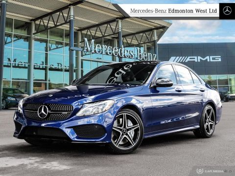 Certified Pre-Owned 2018 Mercedes-Benz C43 AMG 4MATIC Sedan
