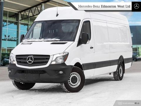 New 2017 Mercedes-Benz Sprinter V6 2500 Cargo 170 Ext