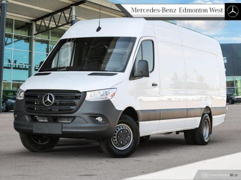 "New 2019 Mercedes Benz Sprinter Cargo Van 3500 High Roof V6 170"" EXT Save up to $8000!!*"