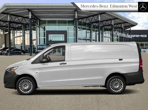 New 2020 Mercedes Benz Metris Cargo Van 135 WB - Safety Package
