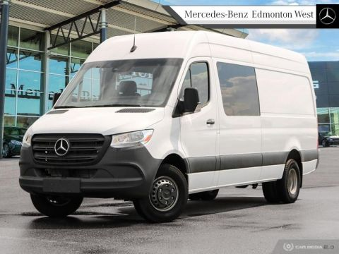 New 2019 Mercedes Benz Sprinter Crew Van 4500 170 V6