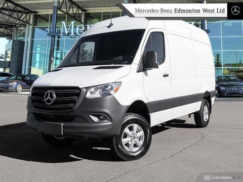 New 2019 Mercedes-Benz Sprinter 4x4 2500 Cargo 144