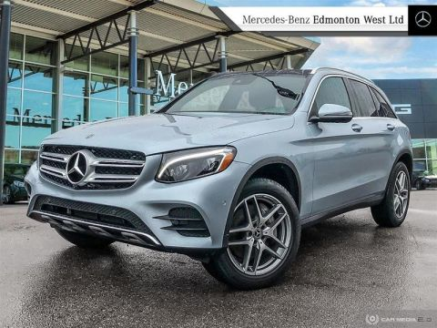 New 2018 Mercedes-Benz GLC300 4MATIC SUV