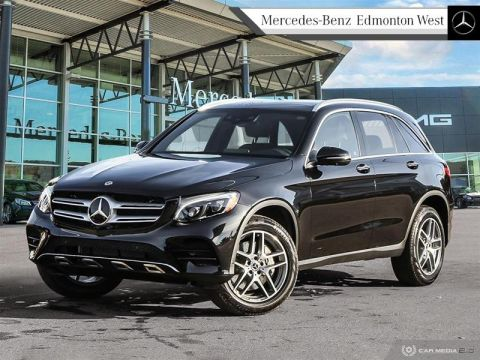 Pre-Owned 2019 Mercedes Benz GLC 300 4MATIC SUV Executive Demo, Low KM, Low Rates Available, Remote Start Included