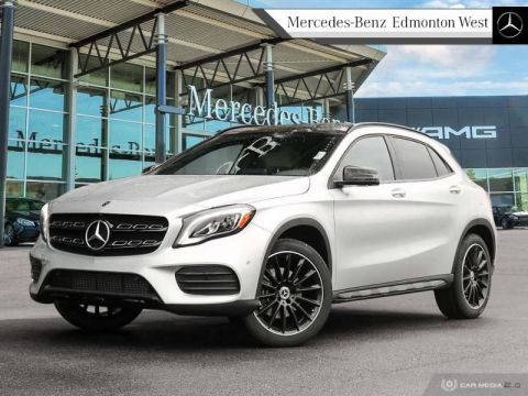 Pre-Owned 2019 Mercedes Benz GLA 250 4MATIC SUV Premium Package, 360 Camera, Executive Demo, Xpel 3M Wrap.