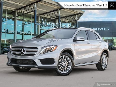 0f4750ab9c Certified Pre-Owned 2016 Mercedes-Benz GLA250 4MATIC SUV