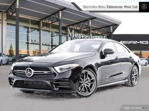 New 2019 Mercedes-Benz CLS53 AMG 4MATIC+ Coupe