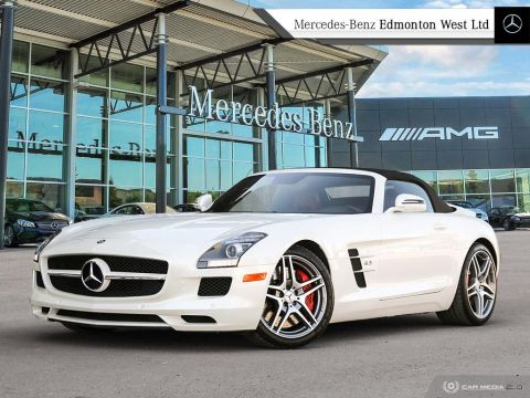 Pre-Owned 2012 Mercedes-Benz SLS AMG Roadster