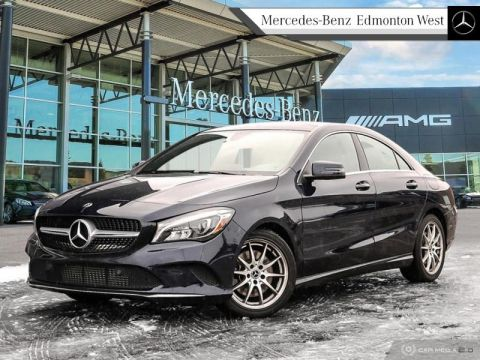 Certified Pre-Owned 2018 Mercedes Benz CLA 250 4MATIC Coupe EXECUTIVE DEMO | LOW KM | XPEL 3M APPLIED