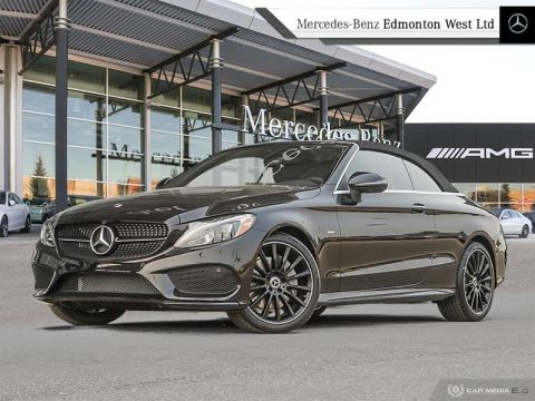 New 2018 Mercedes-Benz C300 4MATIC Cabriolet
