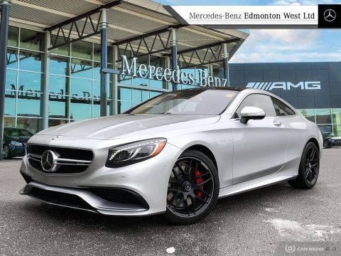 Certified Pre-Owned 2015 Mercedes-Benz S63 AMG 4MATIC Coupe
