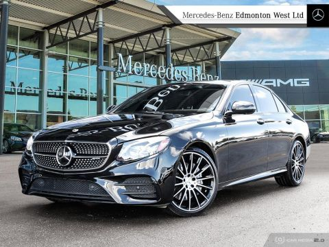 Certified Pre-Owned 2018 Mercedes-Benz E43 AMG 4MATIC Sedan